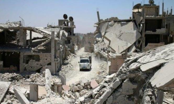 سورية: نشر شرطة عسكرية روسية لمراقبة التزام الهدنة