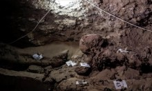اكتشاف مقبرة أثرية بمصر دفنتها الرمال قبل 7 عقود