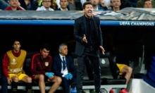 سيميوني يمدد عقده مع أتلتيكو مدريد