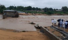 الفيضانات تغرق شرق الهند وغربها