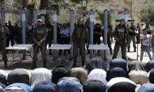 نتنياهو يوصي الشرطة بتفتيش جميع المصلين الداخلين للأقصى