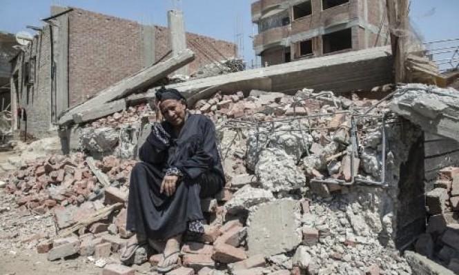 النظام المصري يواصل محاولة تهجير الوراق ومصادرة الأراضي