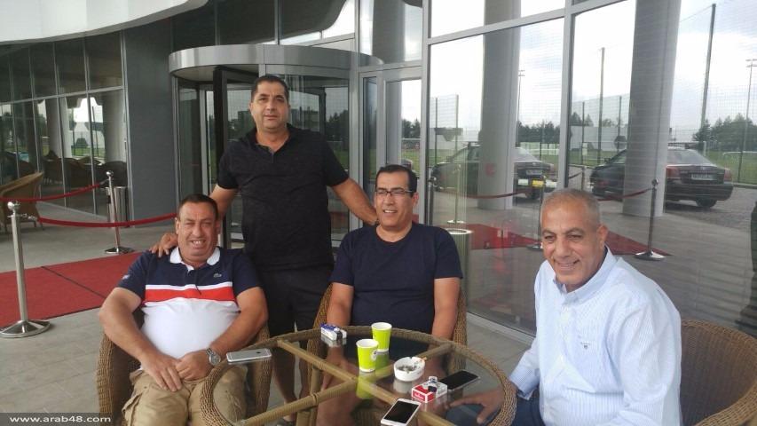 مدرب وإدارة أخاء الناصرة يتحدثون من المعسكر التدريبي