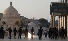 قوات الاحتلال تعمدت الاعتداء على الصحافيين بالقدس