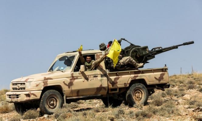"""وقف إطلاق نار بين حزب الله و""""فتح الشام"""""""