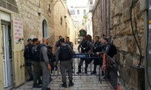 القدس: الاحتلال يغلق باب حطة