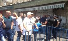 المرجعيات الدينية تبحث إجراءات الاحتلال وتلويح بالعودة للصلاة بالشوارع