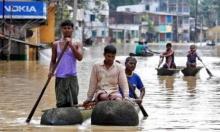 الهند: الفيضانات تودي بحياة 120 وتضر بالصناعة ومحصول القطن