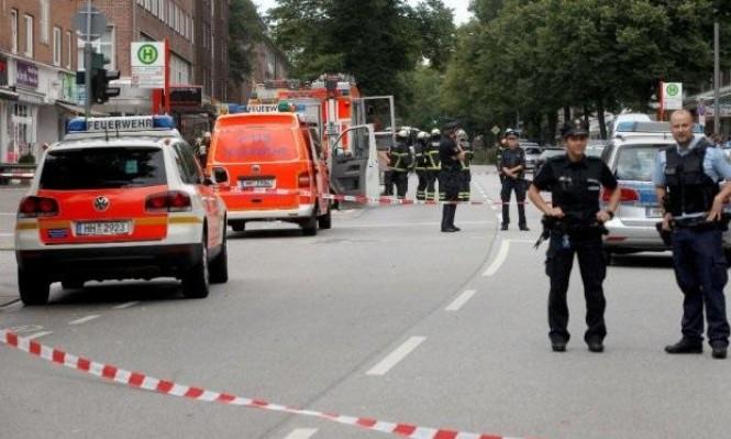 الشرطة تكشف معلومات إضافية عن هجوم هامبورغ