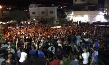 قحاوش: الشارع الفحماوي كان صاحب القرار بجنازة الشهداء