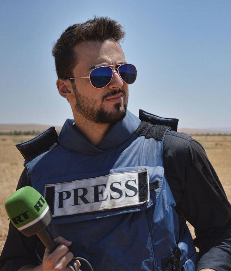 """مقتل مراسل """"روسيا اليوم"""" بسورية"""