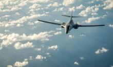 قاذفات أميركية تحلق فوق شبه الجزيرة الكورية