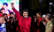 الرئيس الفنزويلي يعلن فوز معسكره بالانتخابات على وقع الاحتجاجات