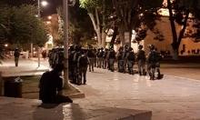 لجان من الأوقاف لفحص أضرار اقتحام الاحتلال للأقصى
