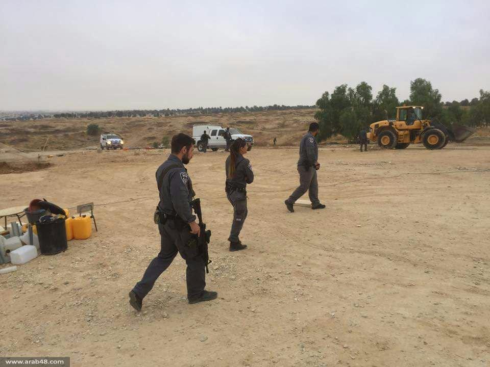 إسرائيل تهدم العراقيب للمرة الـ116 وسكانها يتمسكون بالأرض