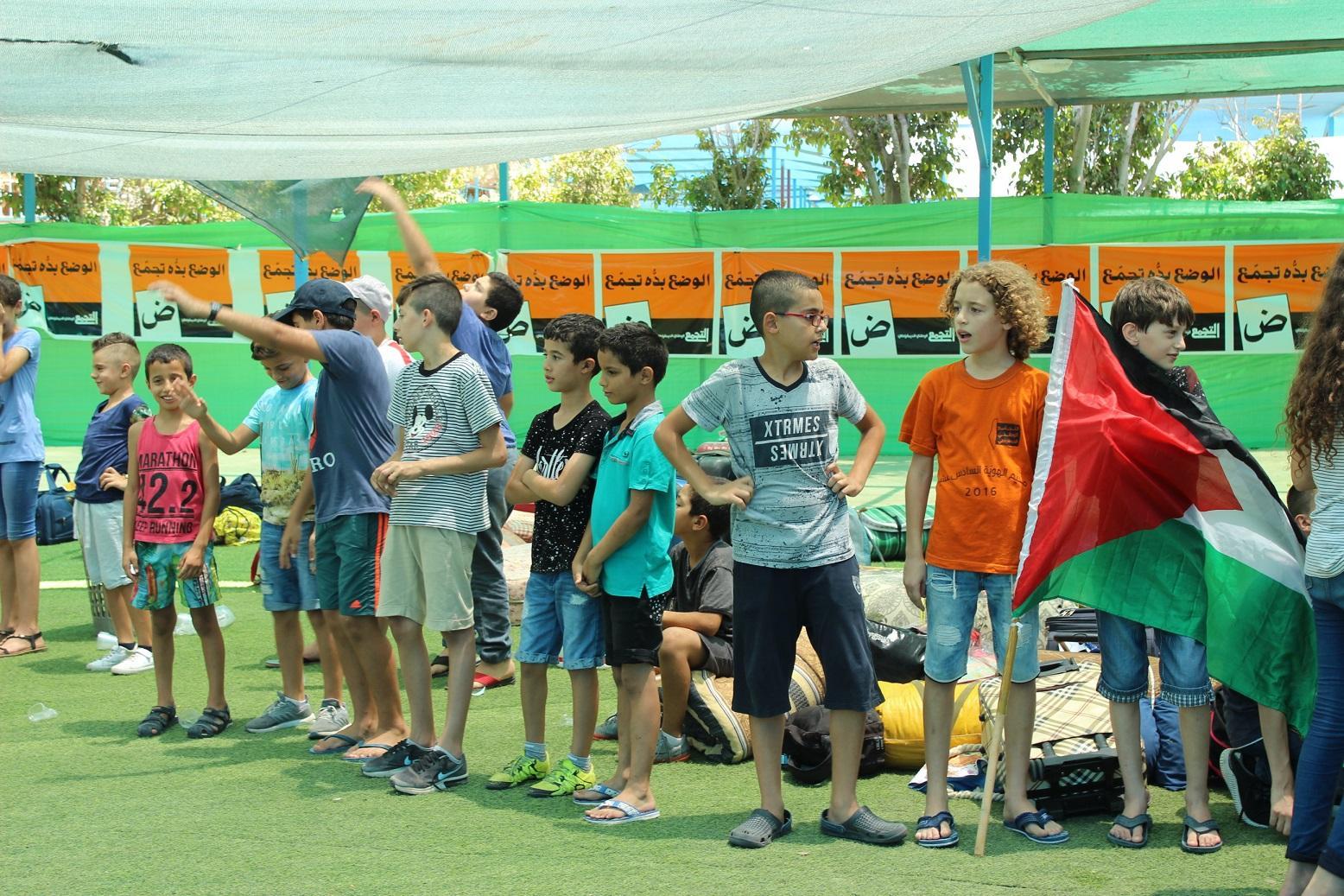 مخيم الهوية الـ17: روح الانتماء والمبادرة