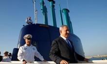قضية الغواصات: نتنياهو بين شيمرون وغانور