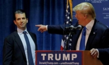 بيان كاذب لترامب بشأن اجتماع ابنه مع محامية روسية