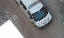 إصابة متوسطة لعامل من عيلبون