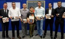 ألمانيا تمنح جائزة الشجاعة لسبعة شبان بينهم عرب