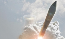 سلاح الجو الأميركي يطلق صاروخا بالستيا عابرا للقارات