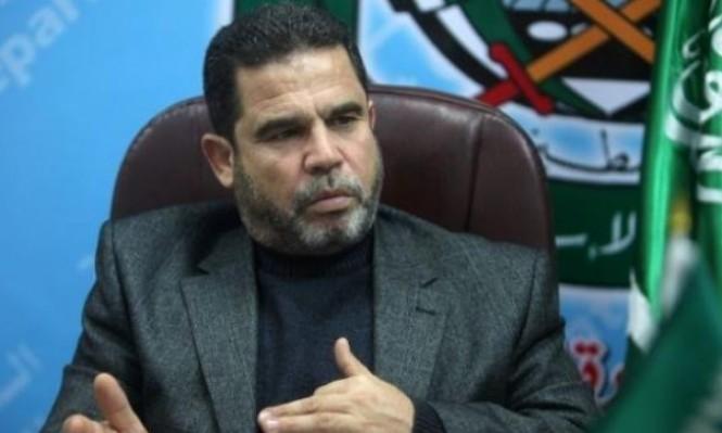 حماس تضع شروطها لإنهاء الانقسام