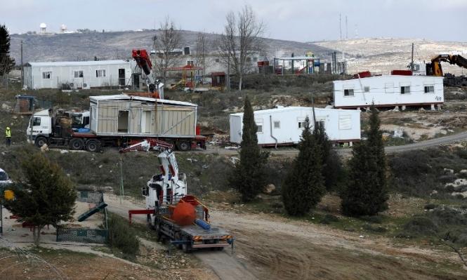 نتنياهو: استئناف أعمال إقامة مستوطنة جديدة