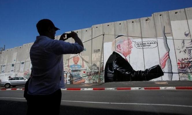 ترامب... من جدار المكسيك إلى جدار الفصل العنصري في بيت لحم