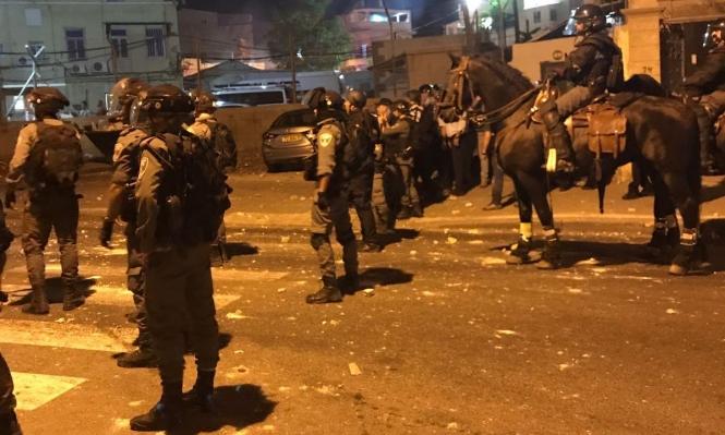 يافا: الشرطة تنشر مئات من أفرادها قبيل صلاة الجمعة