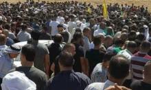 المئات يشيعون جثماني الشهيدين طقاطقة وتنوح في بيت لحم