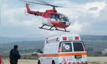 إصابة حرجة لطفل دهسا بساحة مقام النبي شعيب