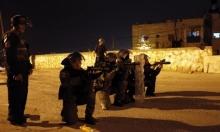 """إطلاق نار صوب معسكر للاحتلال قرب مستوطنة """"بيت إيل"""""""