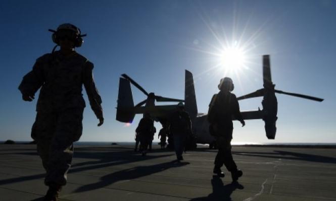 تحطم طائرة للبحرية الأميركية بالقرب من أستراليا