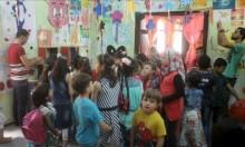 معرض رسومات لأطفال إدلب للتخلص من أثر الحرب