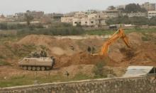 الجيش المصري يواصل تدمير الأنفاق على الحدود مع غزة