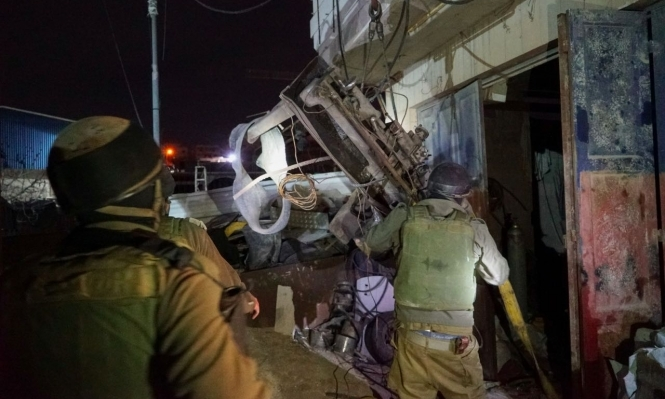 الاحتلال يزعم اعتقال خلية مسلحة قرب رام الله