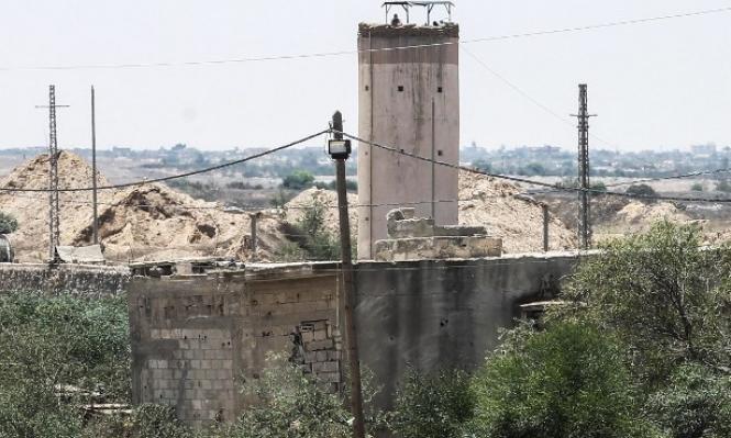 الاحتلال يعتقل فلسطينيا تسلل من قطاع غزة