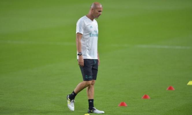 زيدان يحدد أهداف ريال مدريد بالموسم الوشيك