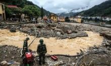 26 قتيلا جراء فيضانات وسيول وحلية في فيتنام