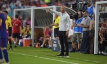 زيدان يعلن قائمته لمباراة كأس السوبر الأوروبي