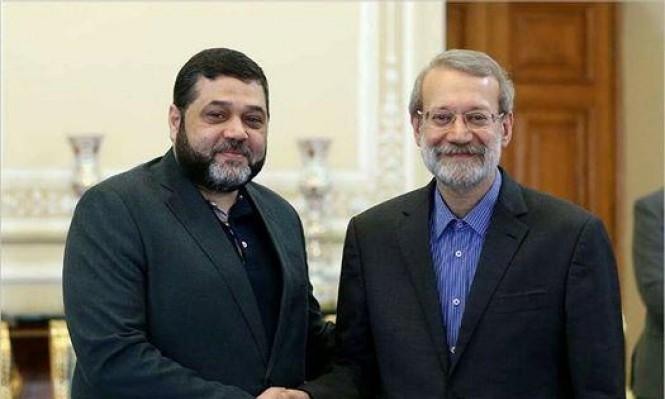 إيران تؤكد لحماس دعمها للمقاومة الفلسطينية