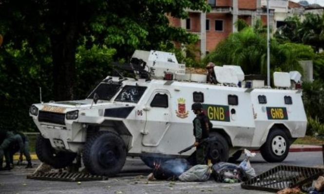 اتهام أميركا بالضلوع في محاولة الانقلاب العسكري في فنزويلا