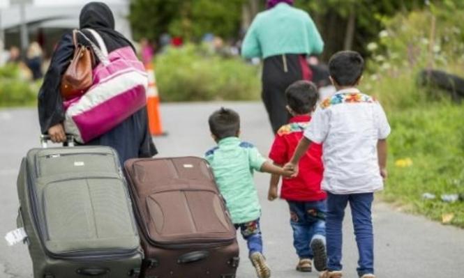هواجس الطرد من أميركا تدفع بالمهاجرين للتدفق إلى كندا