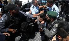 الاحتلال يعتقل 880 فلسطينيًا خلال تموز الماضي
