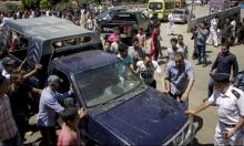 مقتل ضابط شرطة بجنوب مصر