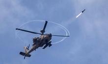 مصرع طيار إسرائيلي وإصابة آخر جراء تحطم مروحية عسكرية 