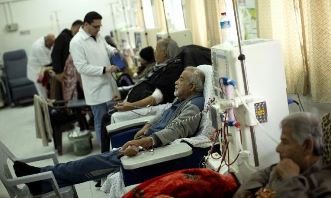 منظمة الصحة: السلطة الفلسطينية خفضت الدعم المالي لمرضى غزة