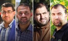 أمن السلطة يمدد اعتقال 5 صحفيين وحراك يطالب بالإفراج عنهم