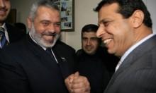 """حماس ووفد دحلان إلى مصر لبحث """"تخفيف الحصار"""""""
