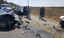 إصابتان خطيرتان في حادث طرق قرب دبورية